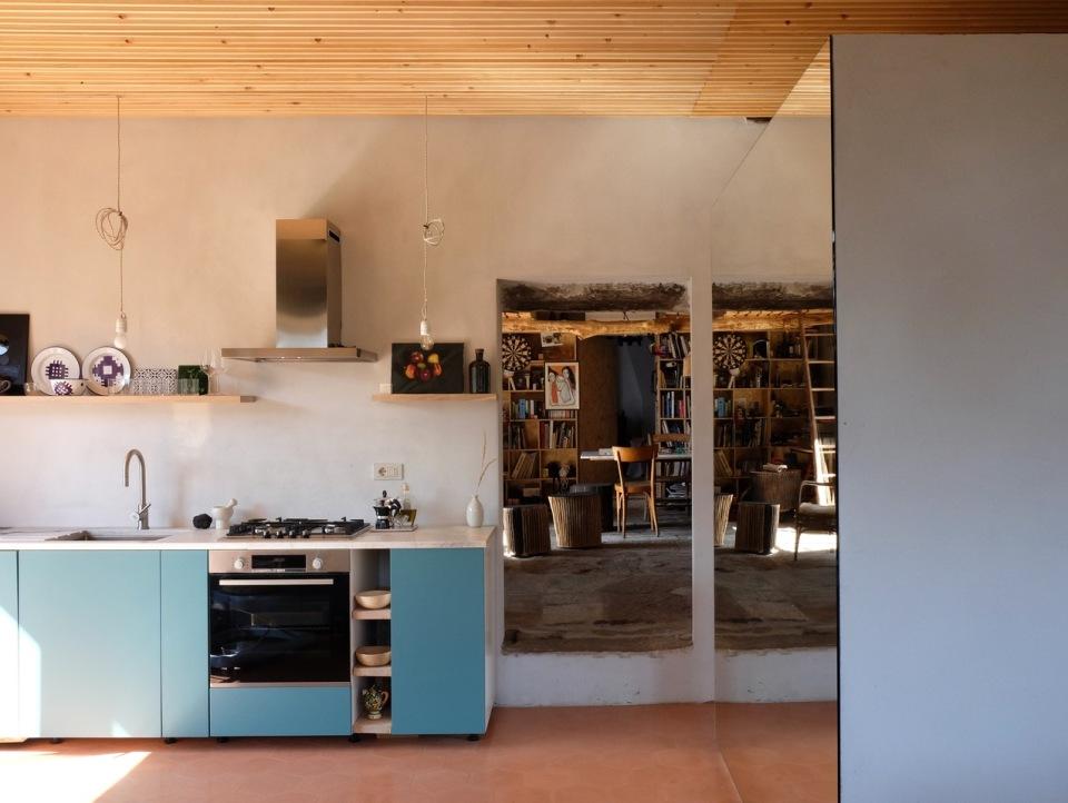 riccardo monte kitchen