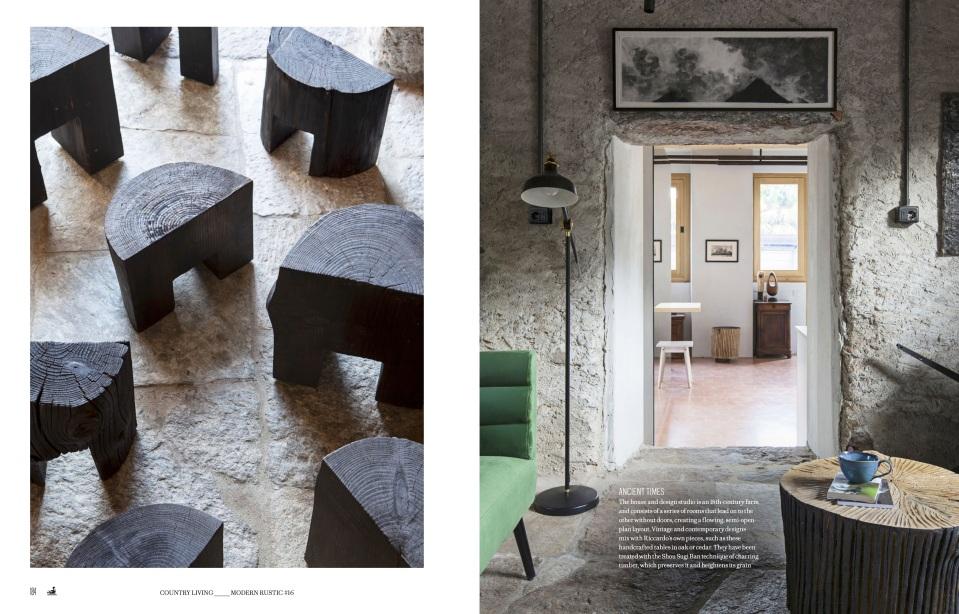Riccardo Monte house Modern Rustic 3 (PDF Spread)